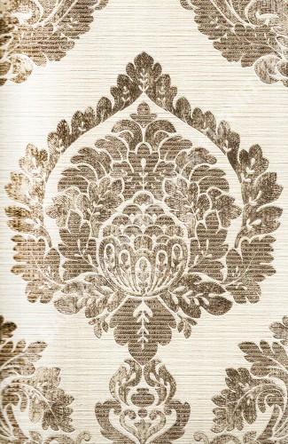 wallpaper   Wallpaper Klasik Batik (Damask) 8271-2:8271-2 corak  warna