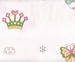 wallpaper Happy Kids:KH-70 corak warna