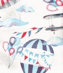 wallpaper Play-House:PH-44 corak Anak warna Putih
