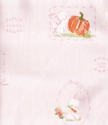 wallpaper Play-House:PH-54 corak Anak warna Putih