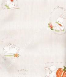wallpaper Play-House:PH-55 corak Anak warna Putih