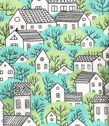 wallpaper Play-House:PH-58 corak warna