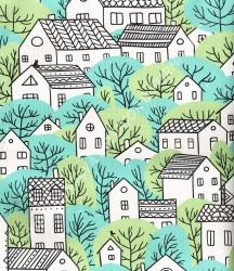 wallpaper Play-House:PH-58 corak Anak warna Putih