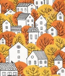 wallpaper Play-House:PH-60 corak Anak warna Putih