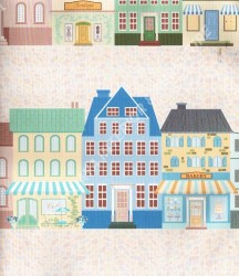 wallpaper Play-House:PH-62 corak warna