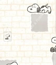 wallpaper SUNSHINE BOY-2:SE0107 corak Anak warna Putih