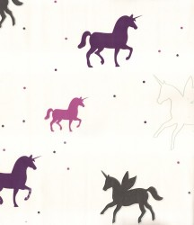 wallpaper SUNSHINE BOY-2:SE1802 corak Anak warna Putih
