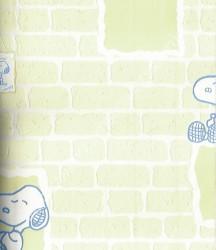 wallpaper SUNSHINE BOY-2:SE0106 corak Anak warna Putih