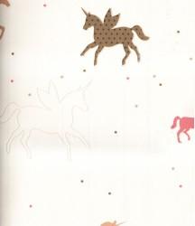 wallpaper SUNSHINE BOY-2:SE1801 corak Anak warna Putih