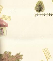 wallpaper SUNSHINE BOY-2:SE1703 corak warna