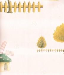 wallpaper SUNSHINE BOY-2:SE1701 corak warna