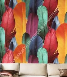 wallpaper Cozy House:CZZ-549-2 corak warna