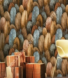 wallpaper Cozy House:CZZ-550-1 corak warna
