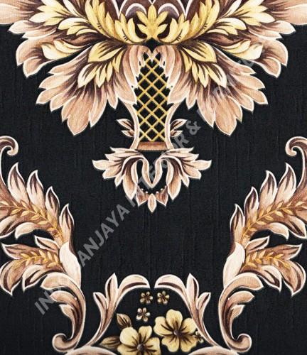 wallpaper   Wallpaper Klasik Batik (Damask) YS-361101:YS-361101 corak  warna