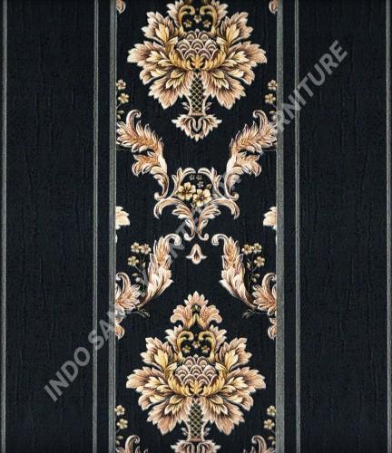wallpaper   Wallpaper Klasik Batik (Damask) YS-361206:YS-361206 corak  warna