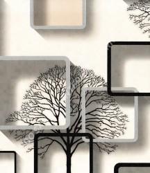 wallpaper TRENZONE:YS-8132 corak warna