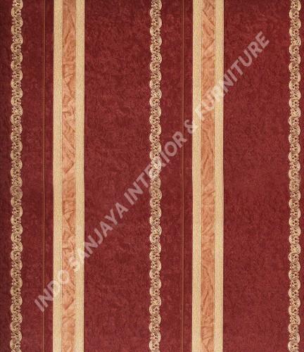 wallpaper   Wallpaper Klasik Batik (Damask) 360207:360207 corak  warna