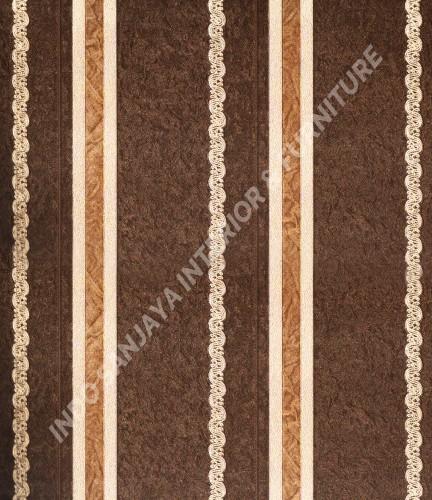 wallpaper   Wallpaper Klasik Batik (Damask) 360206:360206 corak  warna