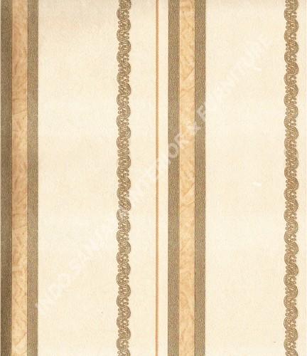 wallpaper   Wallpaper Klasik Batik (Damask) 360203:360203 corak  warna