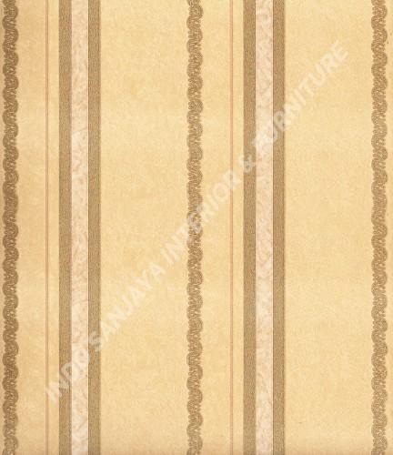 wallpaper   Wallpaper Klasik Batik (Damask) 360204:360204 corak  warna
