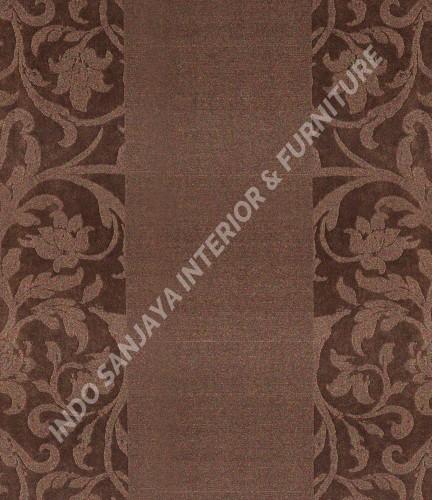 wallpaper Celio:362603 corak Klasik / Batik (Damask) warna Cream