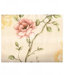 wallpaper MADONA:MD3572 corak Bunga warna Putih