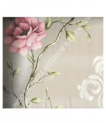wallpaper MADONA:MD3573 corak Bunga warna Putih