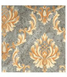 wallpaper MADONA:MD8043 corak Klasik / Batik (Damask) warna Cream