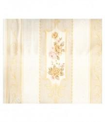wallpaper MADONA:MD7361 corak Klasik / Batik (Damask) warna Cream