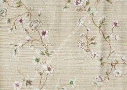 wallpaper Kansai:13-22163 corak Klasik / Batik (Damask) warna Abu-Abu