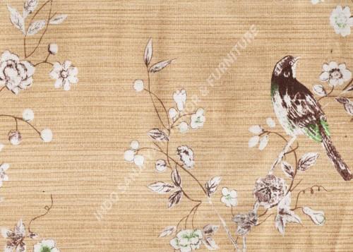 wallpaper Kansai:13-22165 corak Klasik / Batik (Damask) warna Abu-Abu