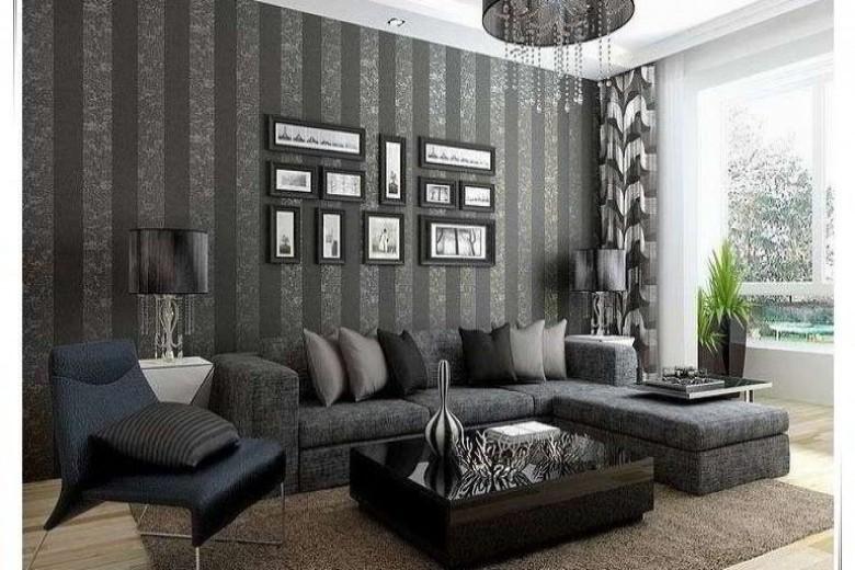 artikel 8 Tips Terbaik Pilih Wallpaper Dinding Ruang Tamu