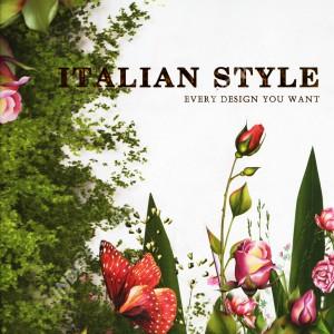 wallpaper buku ITALIAN STYLE tahun 2018
