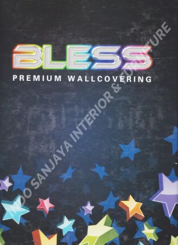 wallpaper buku BLESS tahun 2018