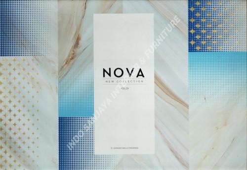 wallpaper buku NOVA tahun 2018