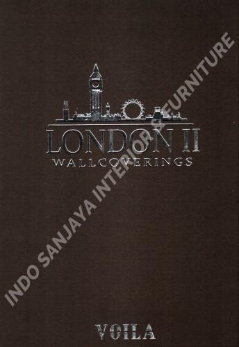 wallpaper buku LONDON II VOILA tahun 2019