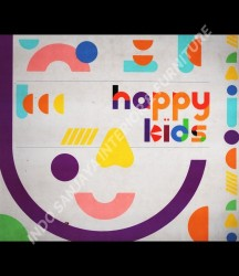 wallpaper buku Happy Kids year 2019
