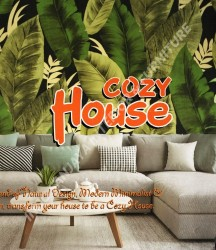 wallpaper buku Cozy House year 2020