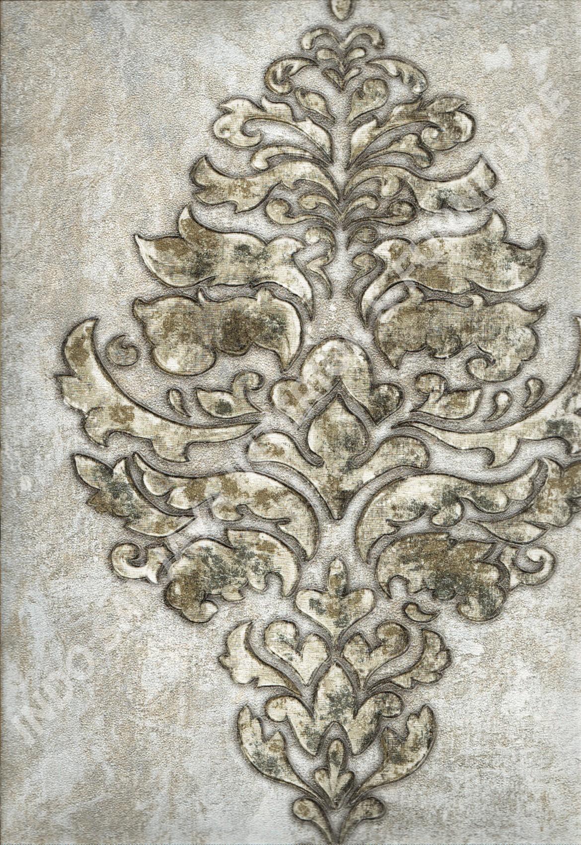 wallpaper   Wallpaper Klasik Batik (Damask) DL11304:DL11304 corak  warna