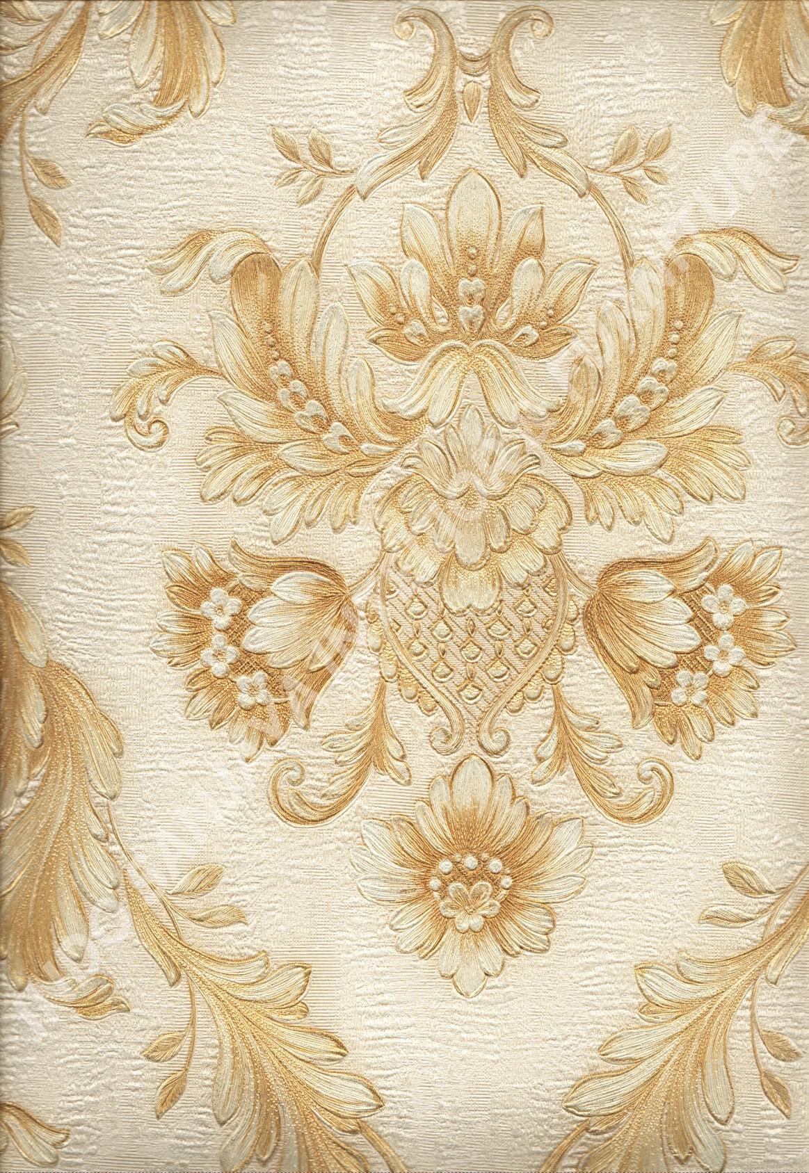 wallpaper   Wallpaper Klasik Batik (Damask) 51006-1:51006-1 corak  warna