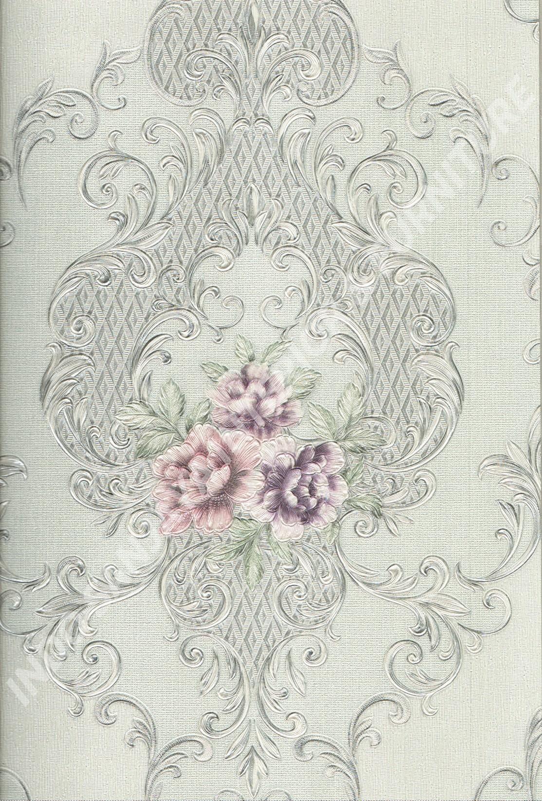 wallpaper   Wallpaper Bunga 5003-3:5003-3 corak  warna