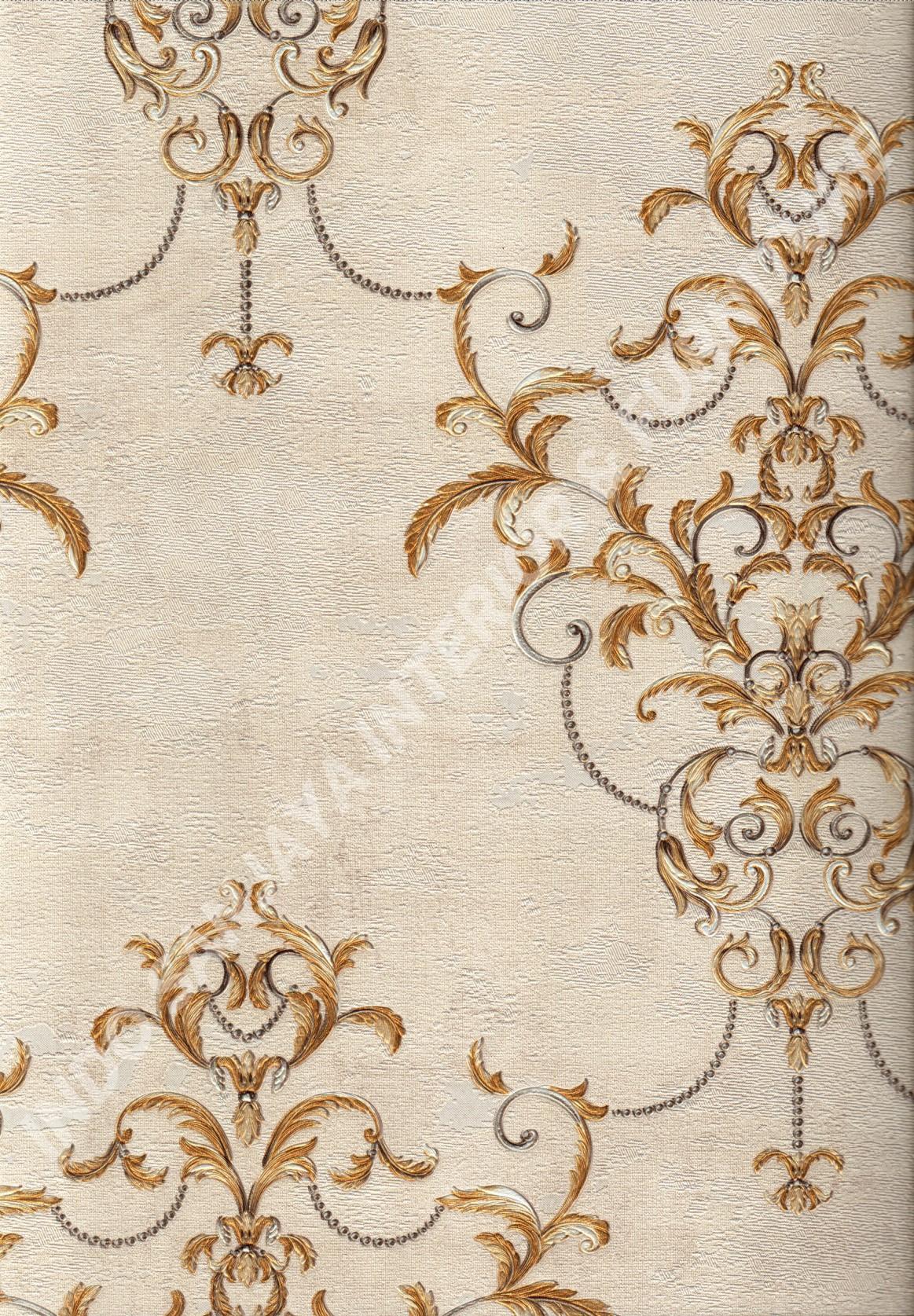 wallpaper   Wallpaper Klasik Batik (Damask) 5006-2:5006-2 corak  warna