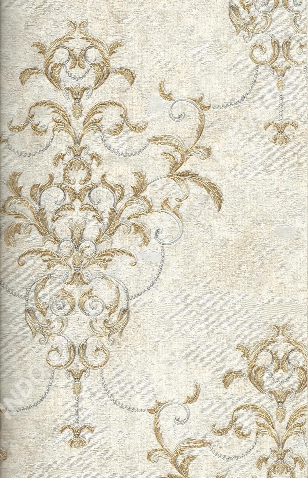 wallpaper   Wallpaper Klasik Batik (Damask) 5006-1:5006-1 corak  warna