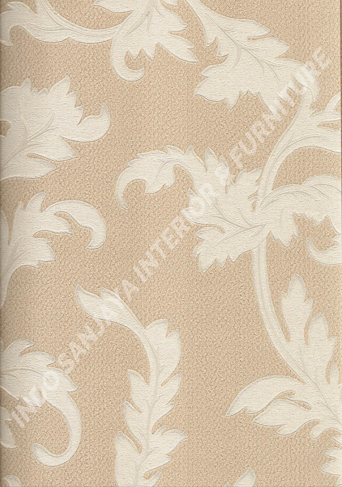 wallpaper   Wallpaper Bunga 5014-4:5014-4 corak  warna