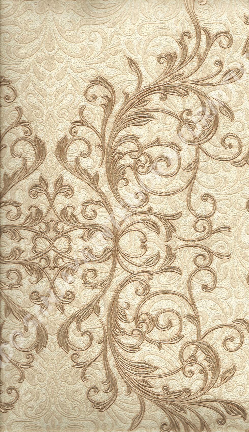 wallpaper   Wallpaper Klasik Batik (Damask) 11011:11011 corak  warna