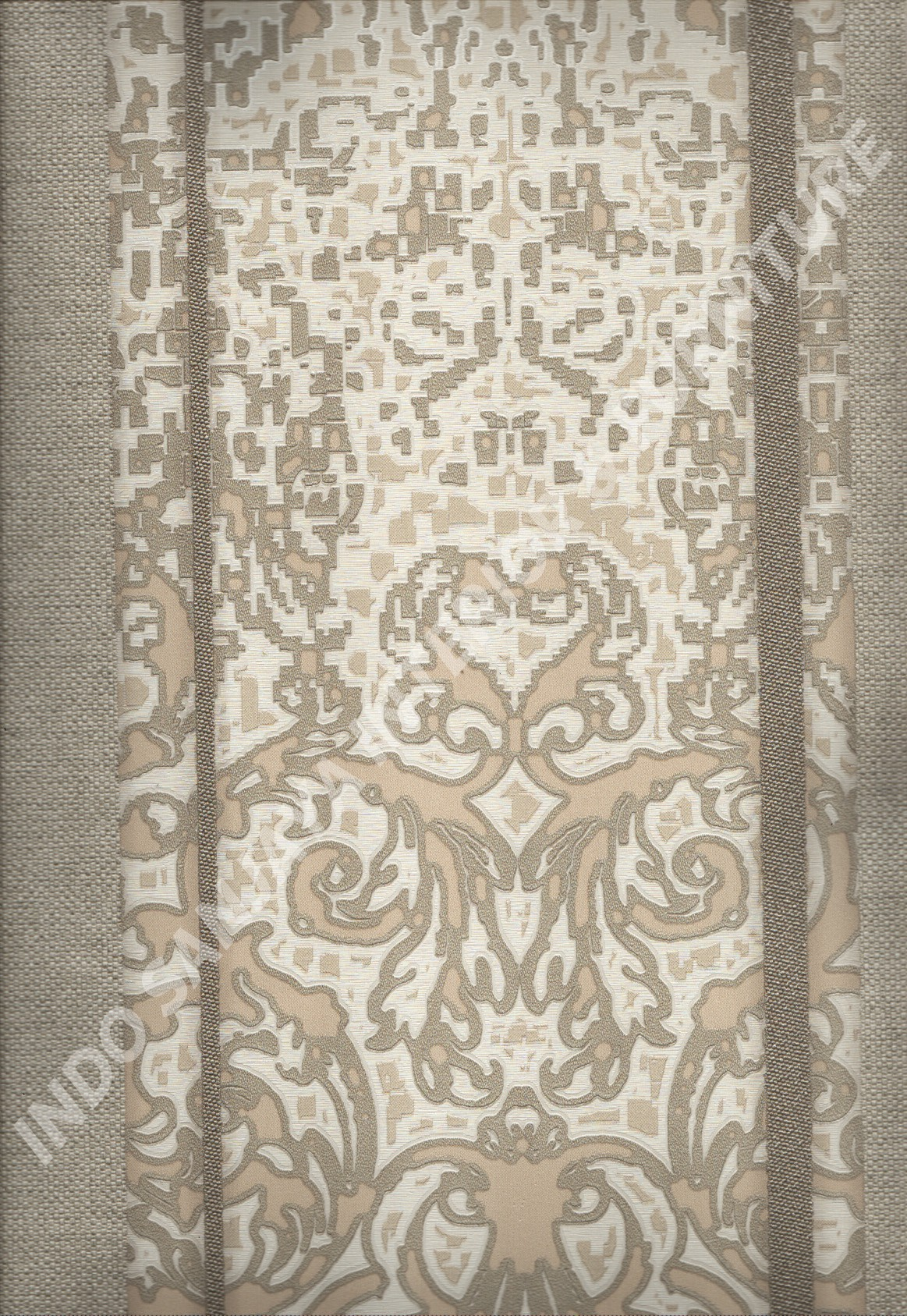 wallpaper   Wallpaper Bunga 3075:3075 corak  warna