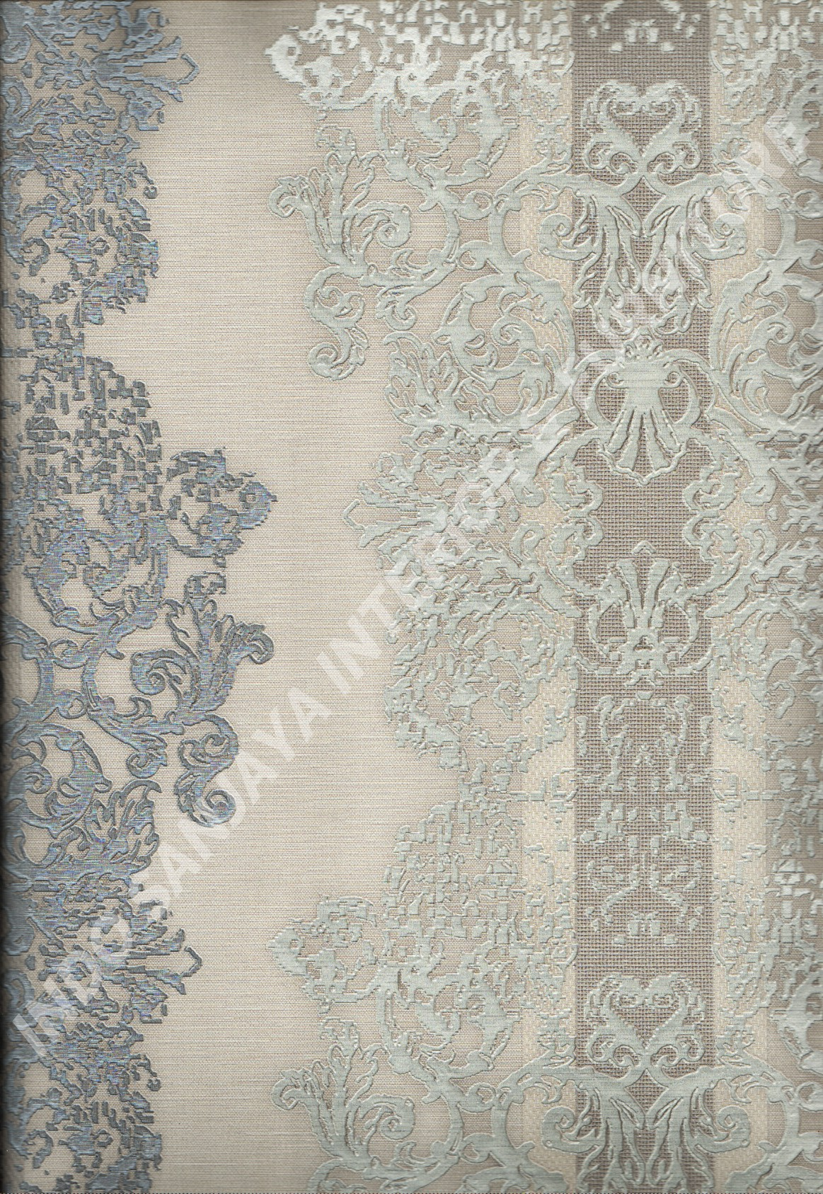wallpaper   Wallpaper Bunga 3014:3014 corak  warna