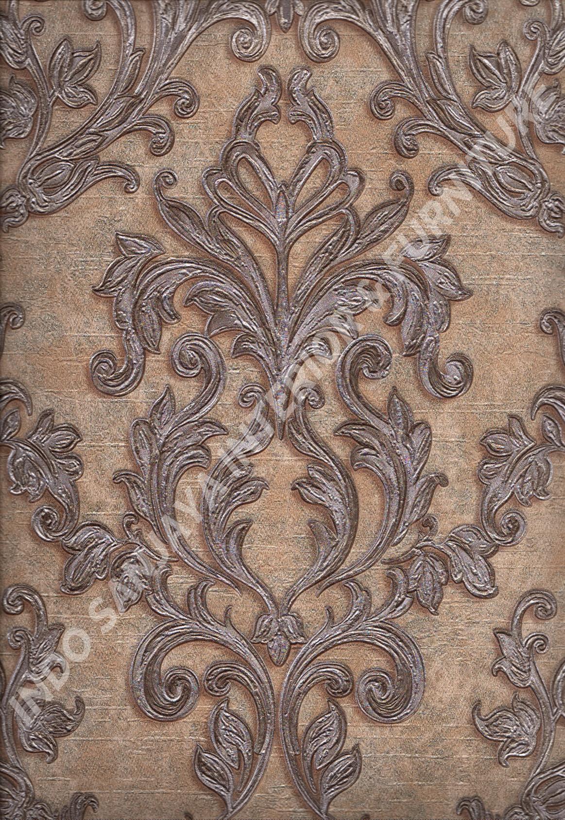 wallpaper   Wallpaper Bunga 8843:8843 corak  warna