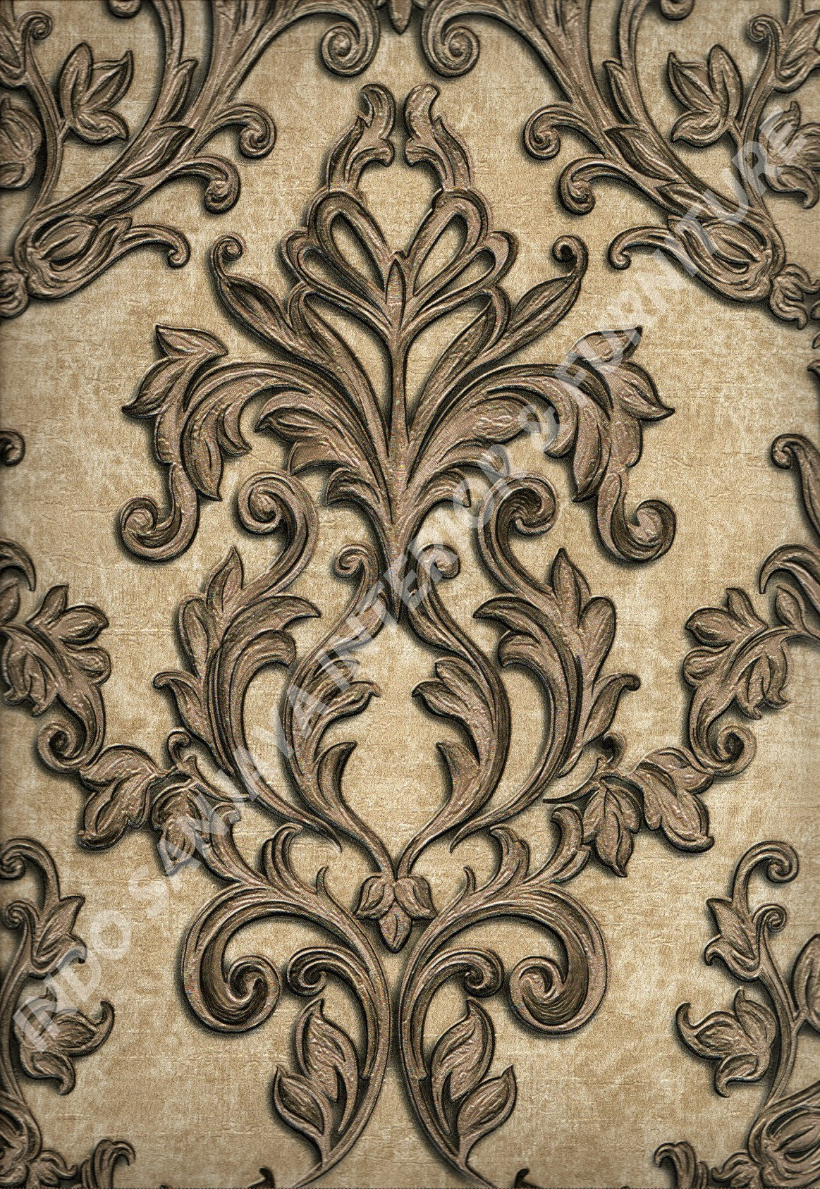 wallpaper   Wallpaper Bunga 8845:8845 corak  warna
