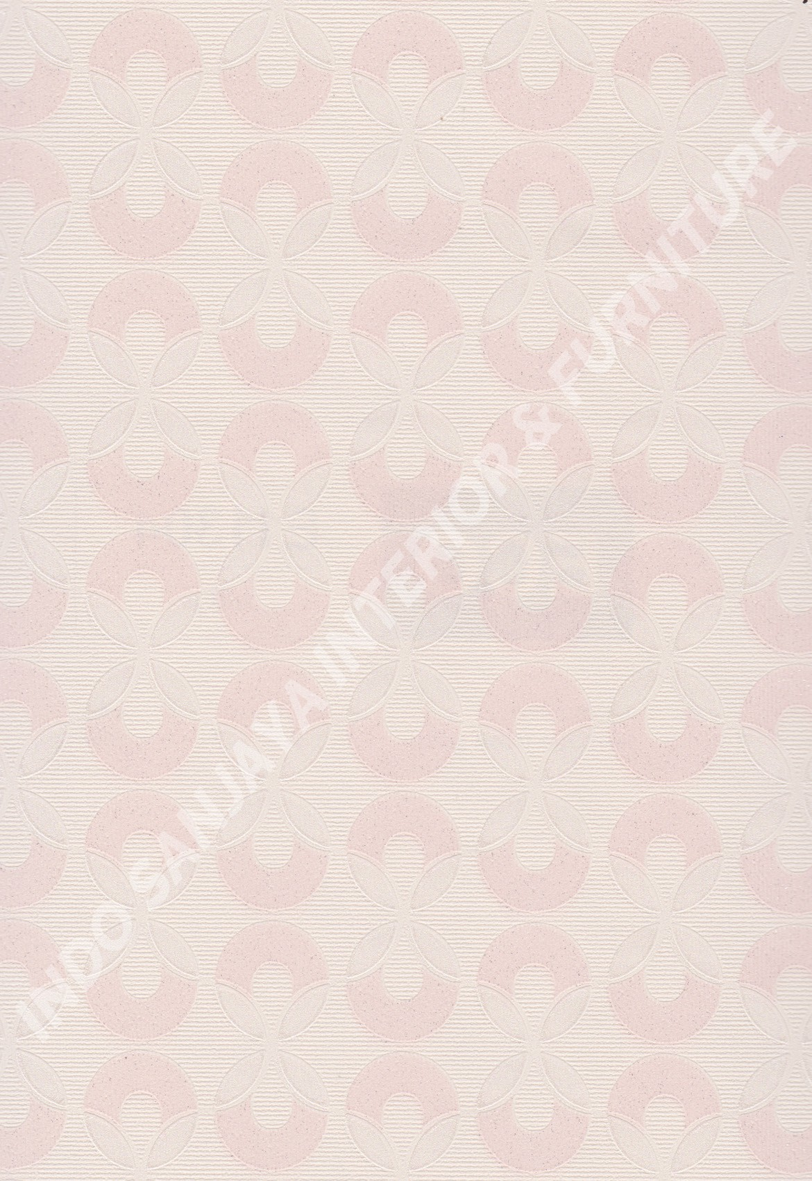 wallpaper   Wallpaper Bulat Geometri E11304:E11304 corak  warna